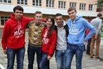 квест для первокурсников в Политехе 2015