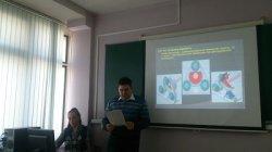 Никитин Егор получил приглашение к поступлению в магистратуру Московского Политеха