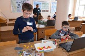 Фестиваль Робототехники в Коломенском институте